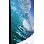 New Wave Pro Retractable Outdoor Banner Stand