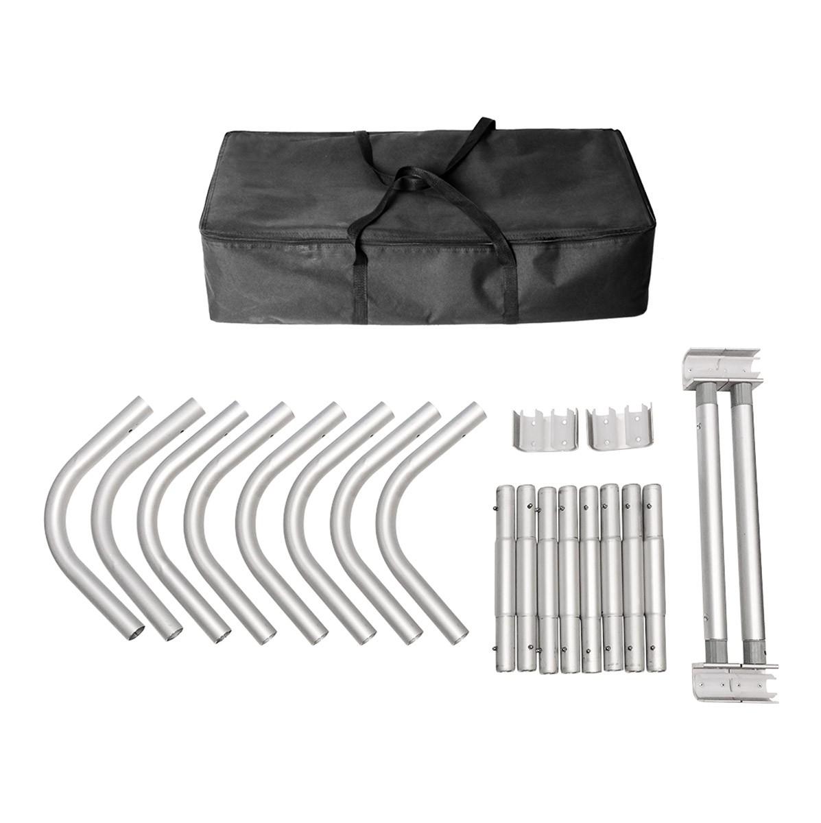 Aluminum Tube Fabric A-Frame 2x2