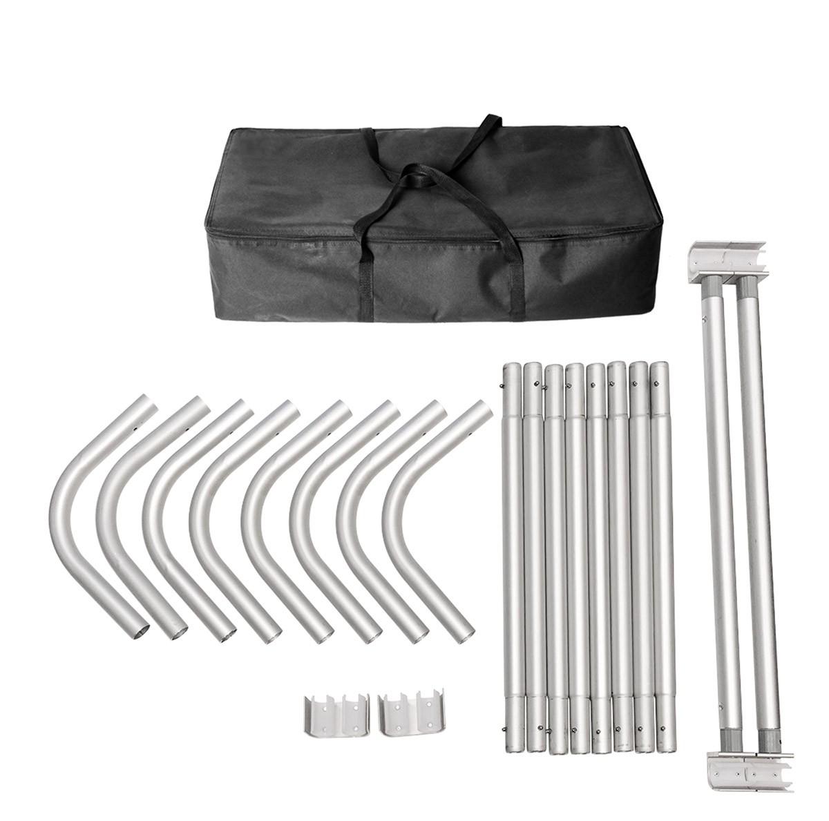 Aluminum Tube Fabric A-Frame 3x3