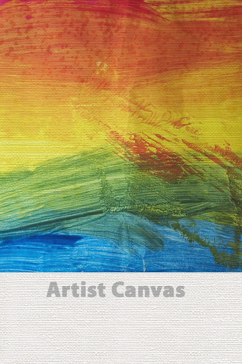Artist Canvas Emboss Vinyl Wallcoverings
