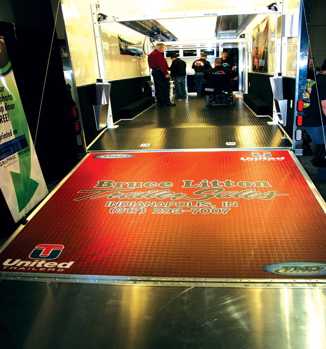 G-Floor Printable Flooring graphics