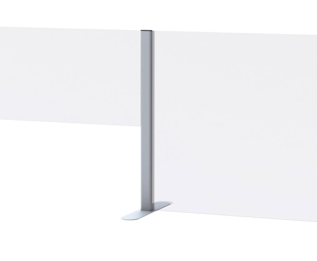 Cashier Shield Center Upright