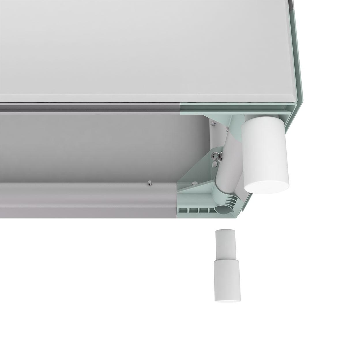 Casonara 100L Backlit Counter