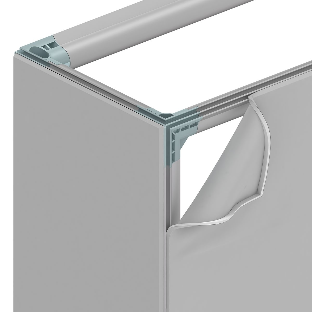 Casonara 6 Backlit SEG Display