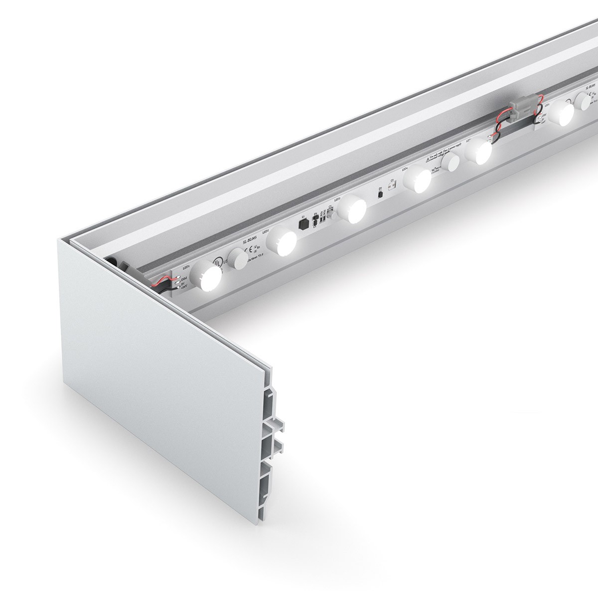 Charisma 96x120 Double Sided LED SEG Fabric Light Box