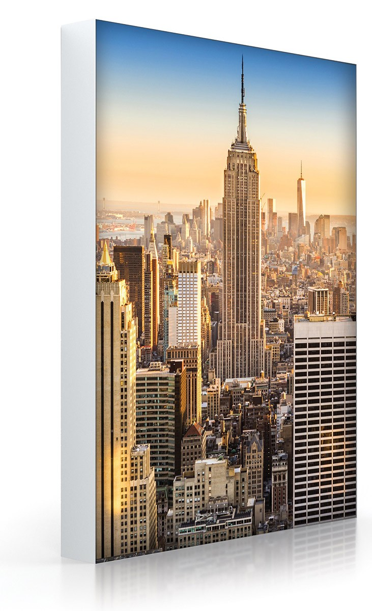 Charisma 48x96 Double Sided LED SEG Fabric Light Box