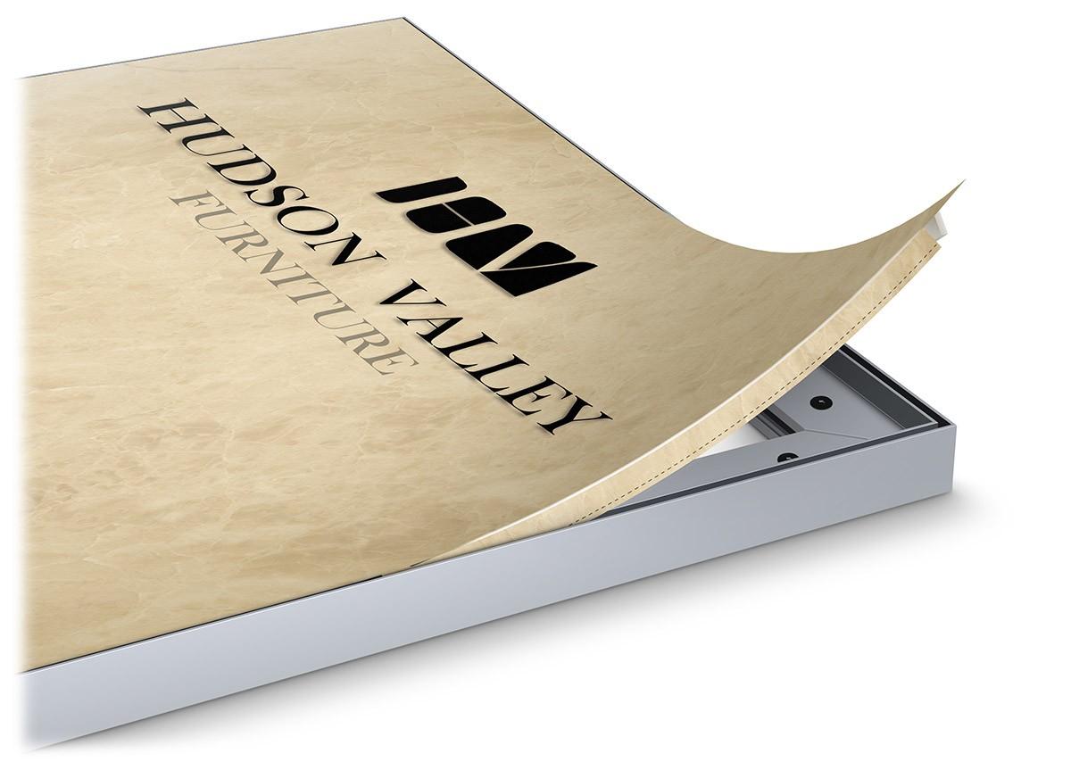 Charisma 120x90 LED SEG Fabric Light Box