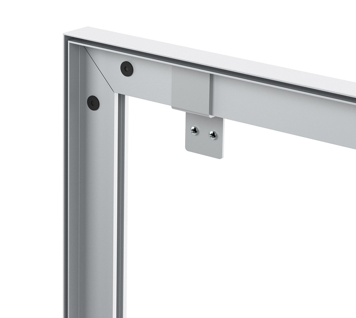 Charisma 36x60 Single Sided SEG Fabric Frame