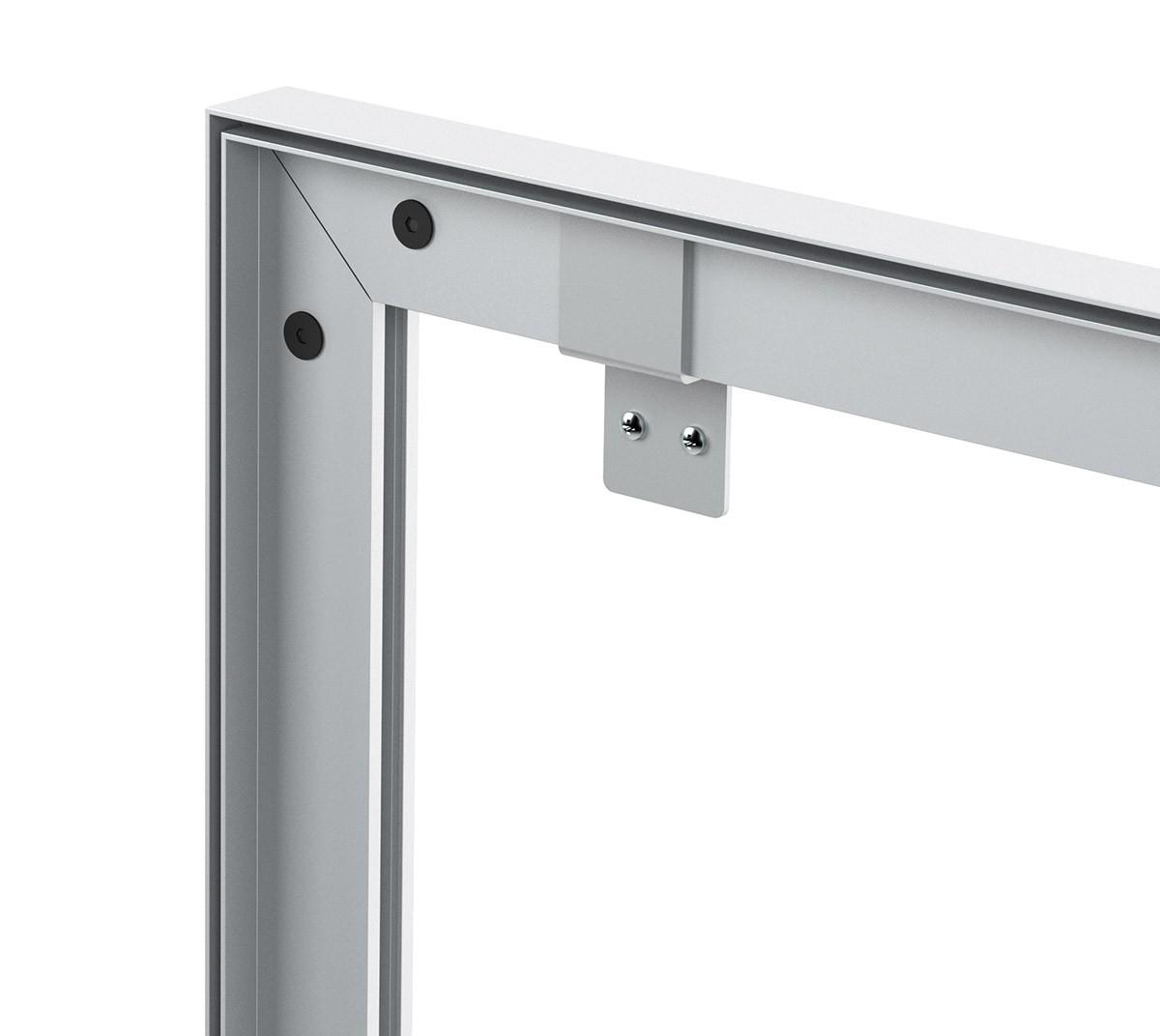 Charisma 72x96 Single Sided SEG Fabric Frame