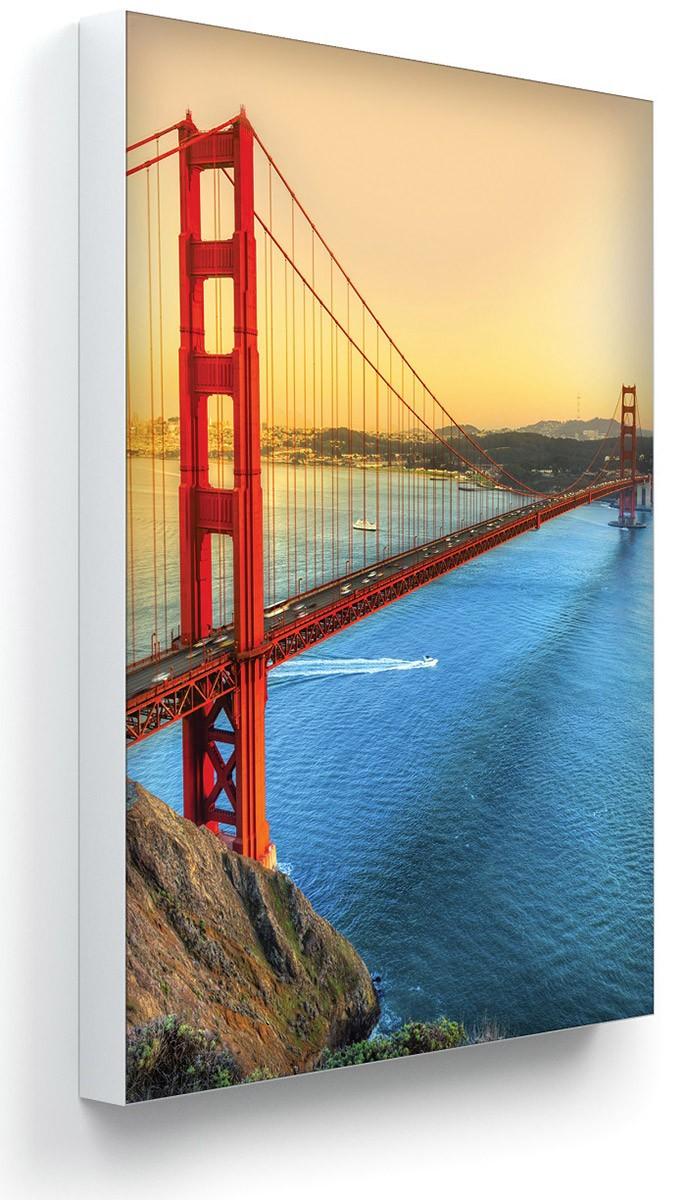 Charisma 96x120 Slim LED SEG Fabric Light Box