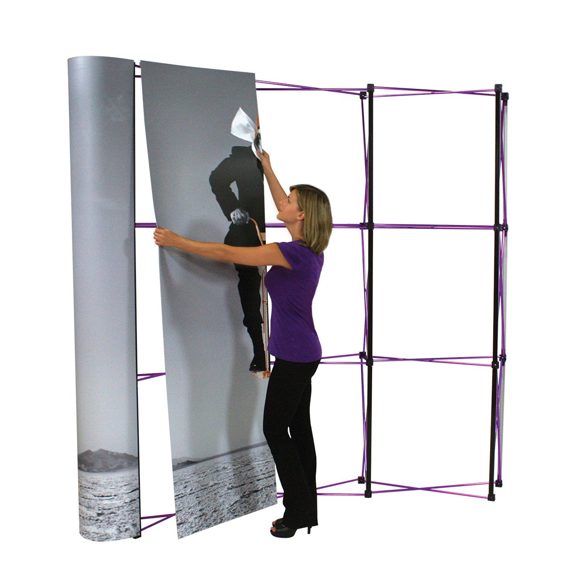 Coyote Pop Up Trade Show Displays
