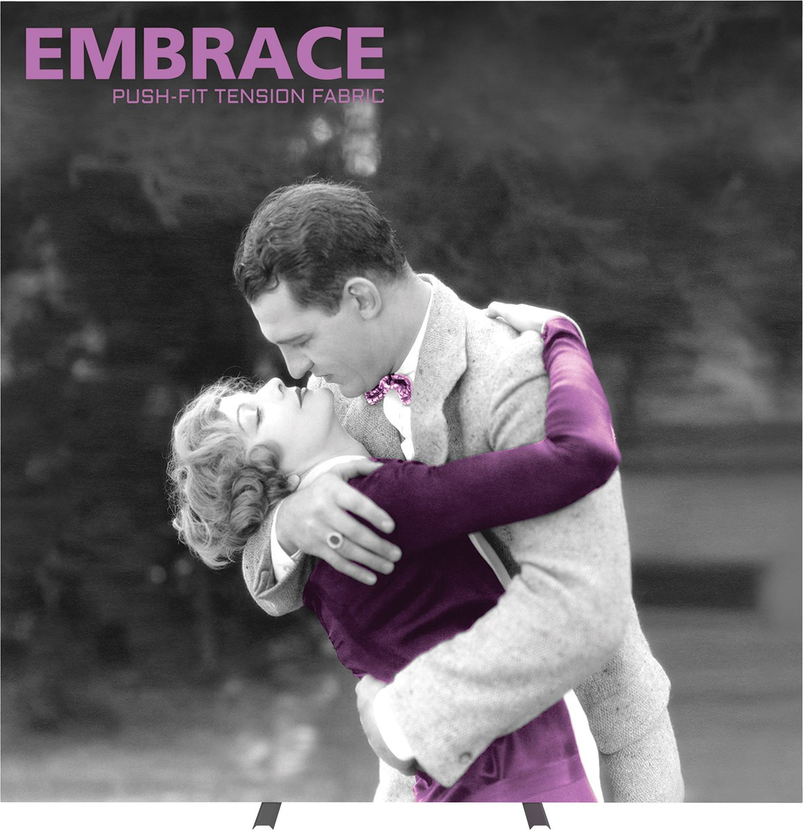 Embrace 8' Tension Fabric Display