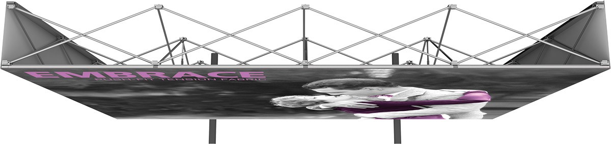 Embrace 10' Tension Fabric Display