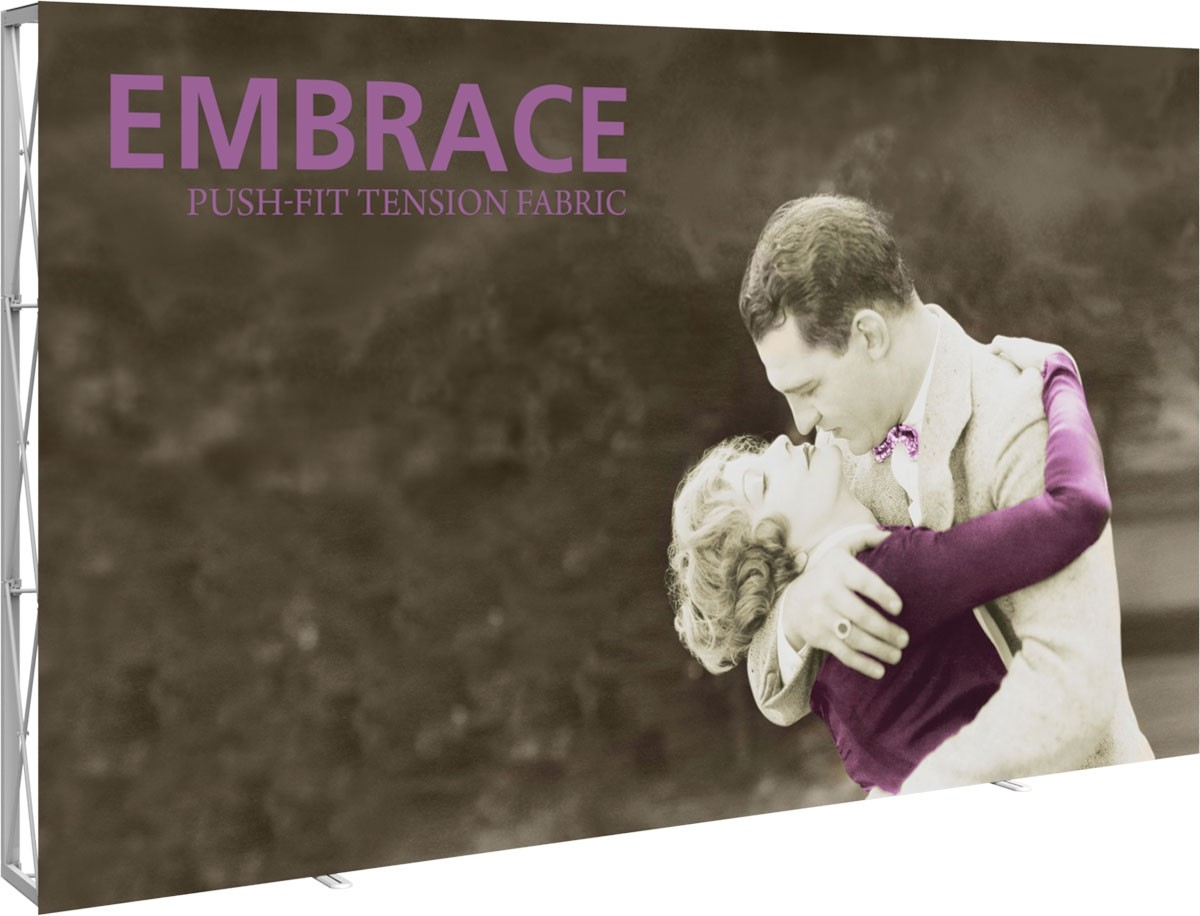 Embrace 12' Front Replacement Graphic