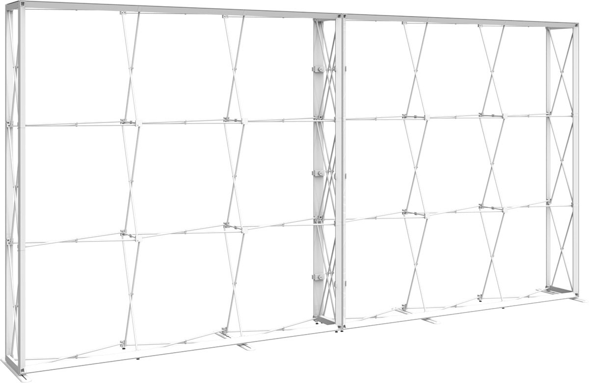 Embrace 15' Tension Fabric Display