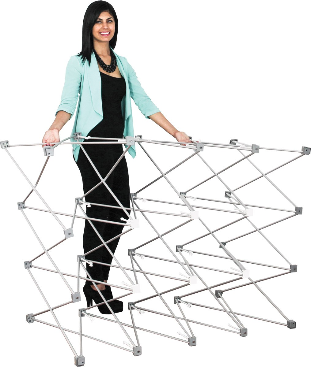 Embrace 2.5' Tension Fabric Display
