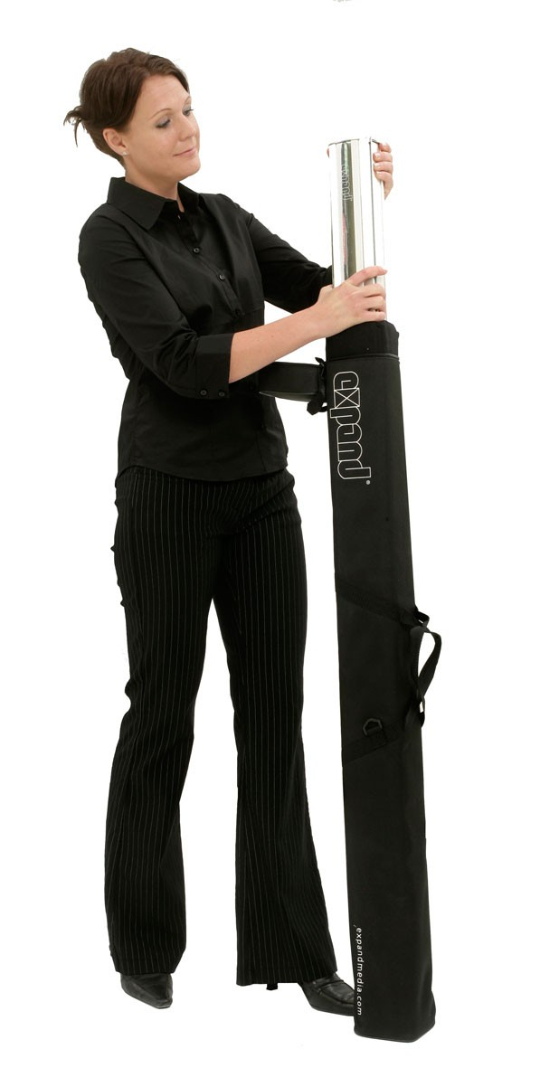 Expand MediaScreen XL 48 Retractable Banner Stand