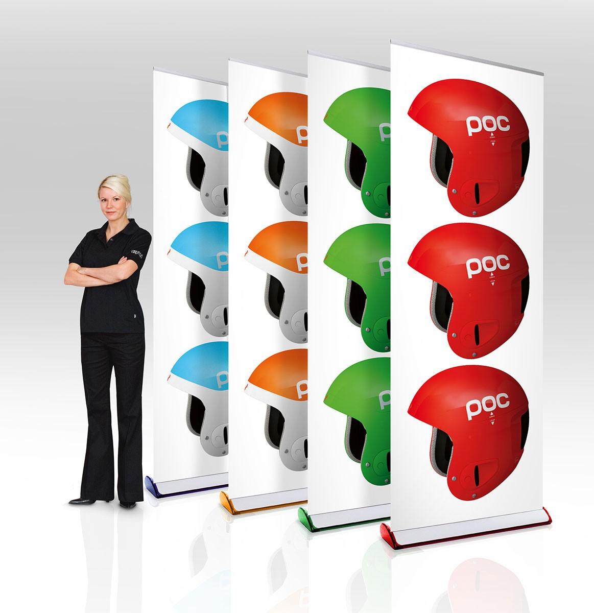 Expand QuickScreen 3 33 Retractable Banner Stand