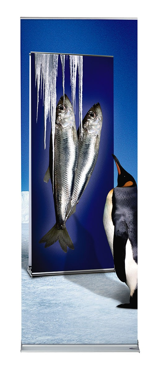 Expolinc Roll Up Classic 27 retractable banner stand