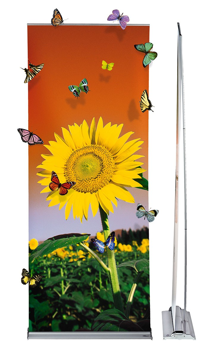 Expolinc Roll Up Professional retractable banner stand