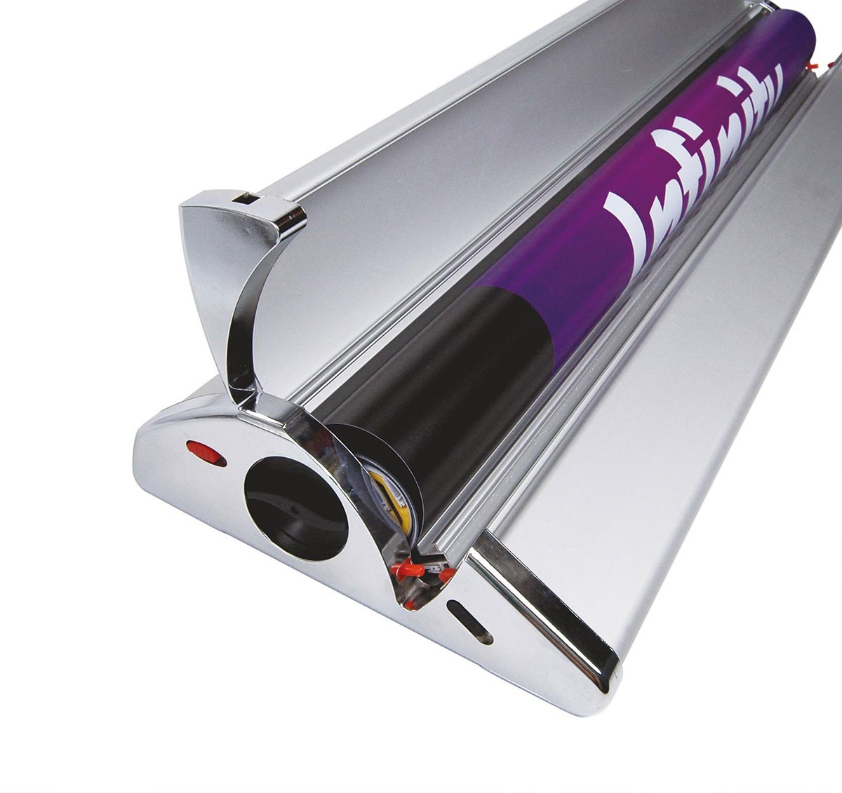 Space Infinity 24 Retractable Banner Stand