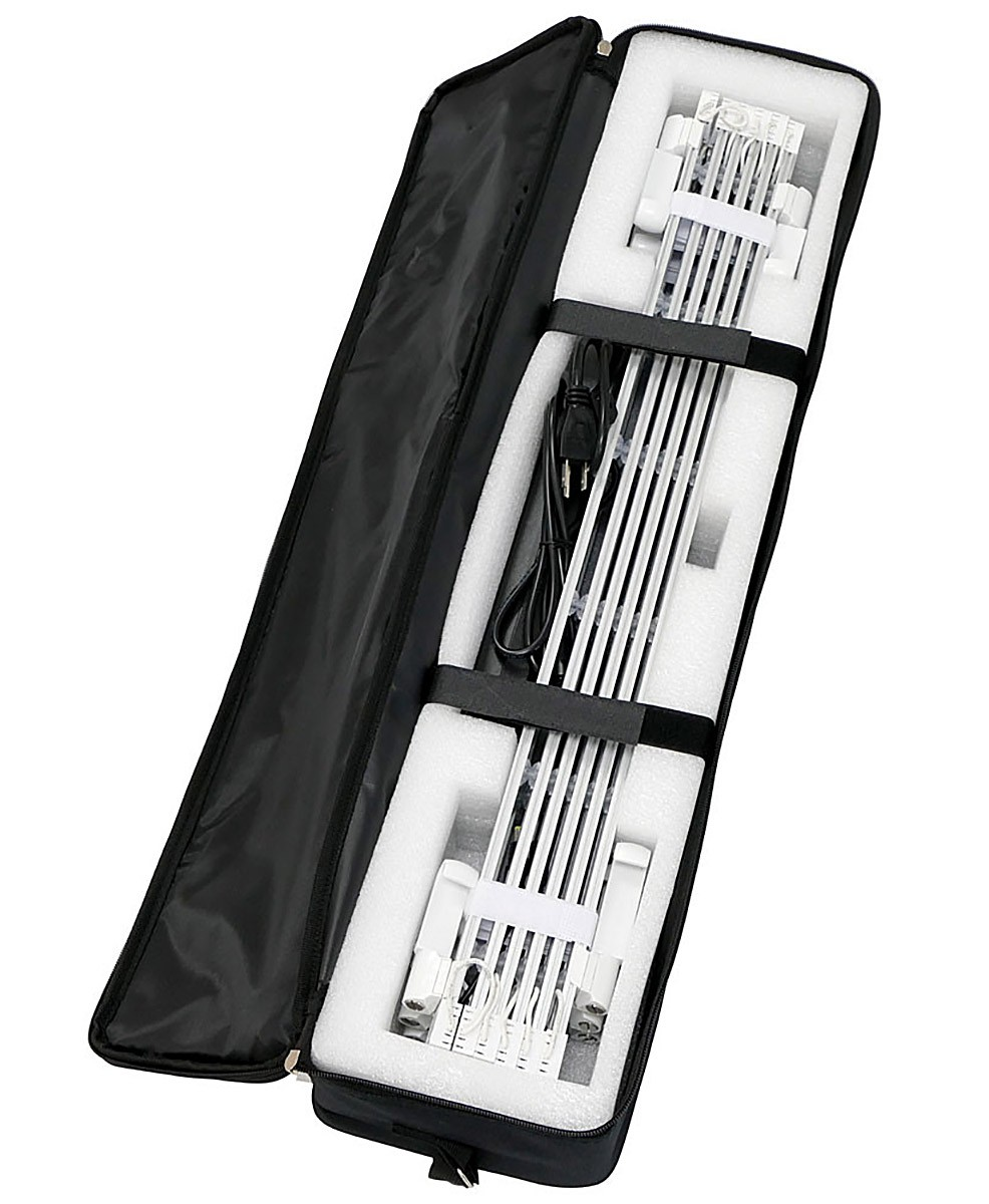 Lumos 8' Backlit SEG Popup Display