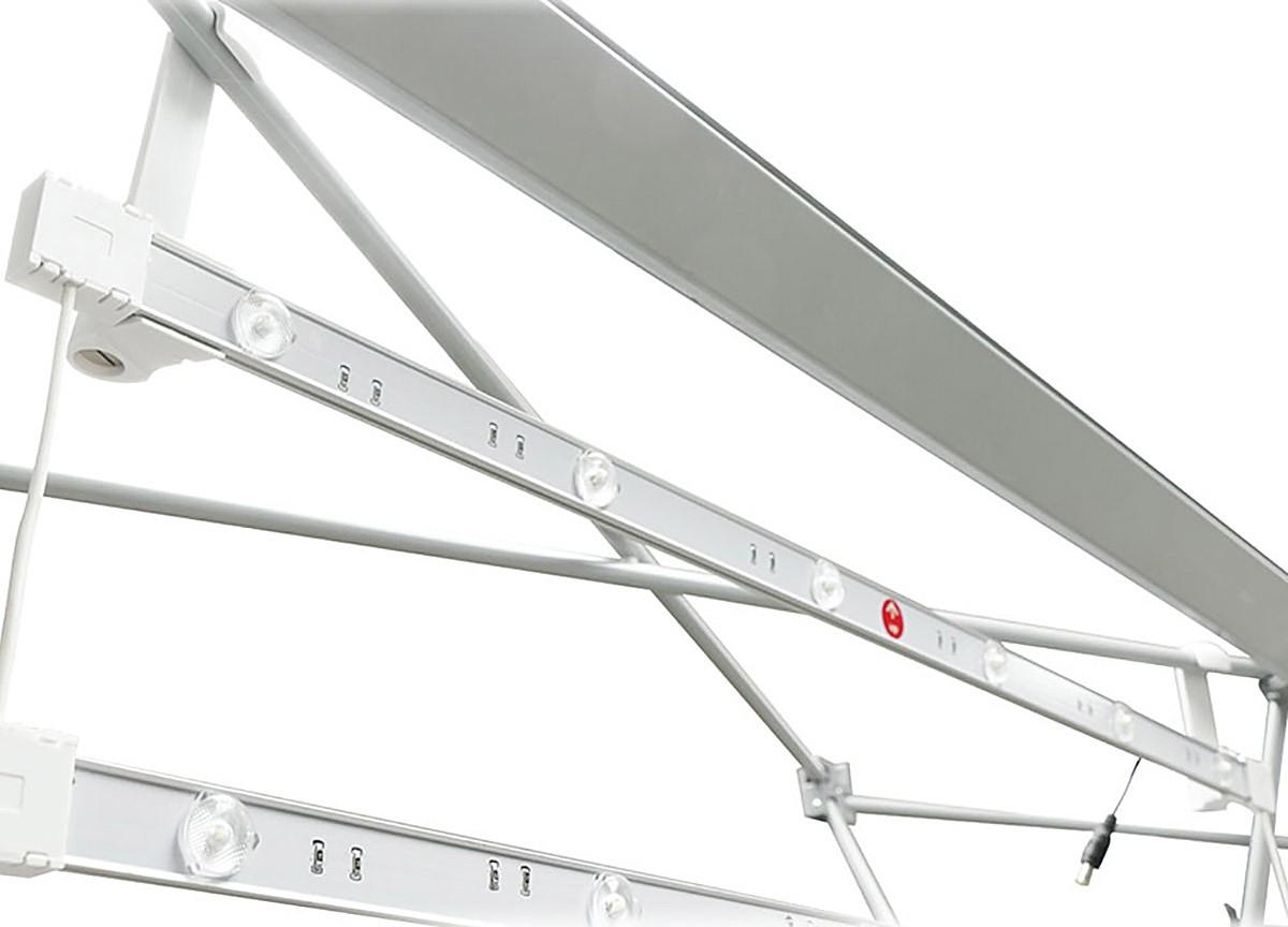 Lumos 2.5' Backlit SEG Popup Display