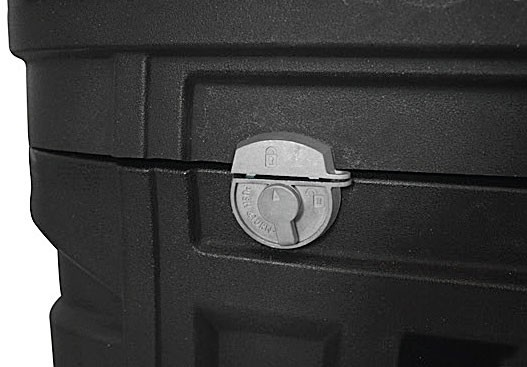 Deluxe Molded Popup Case Latch