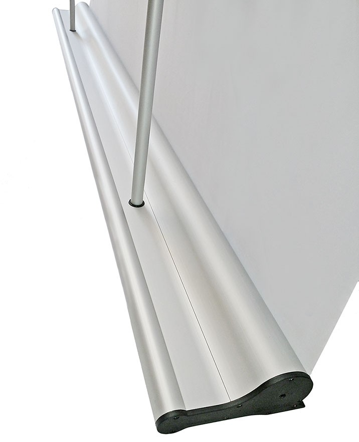 Olympus 96 retractable banner stand
