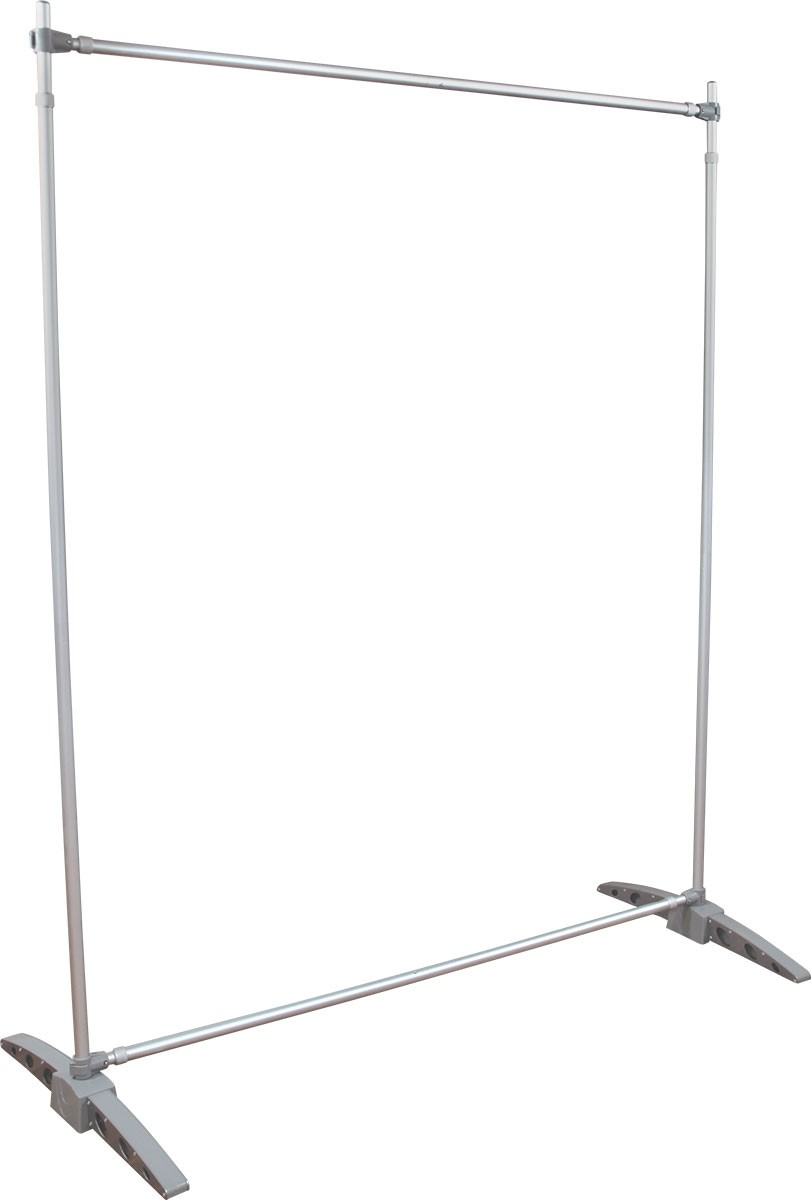 Pegasus Standard Telescopic Portable Banner Stand