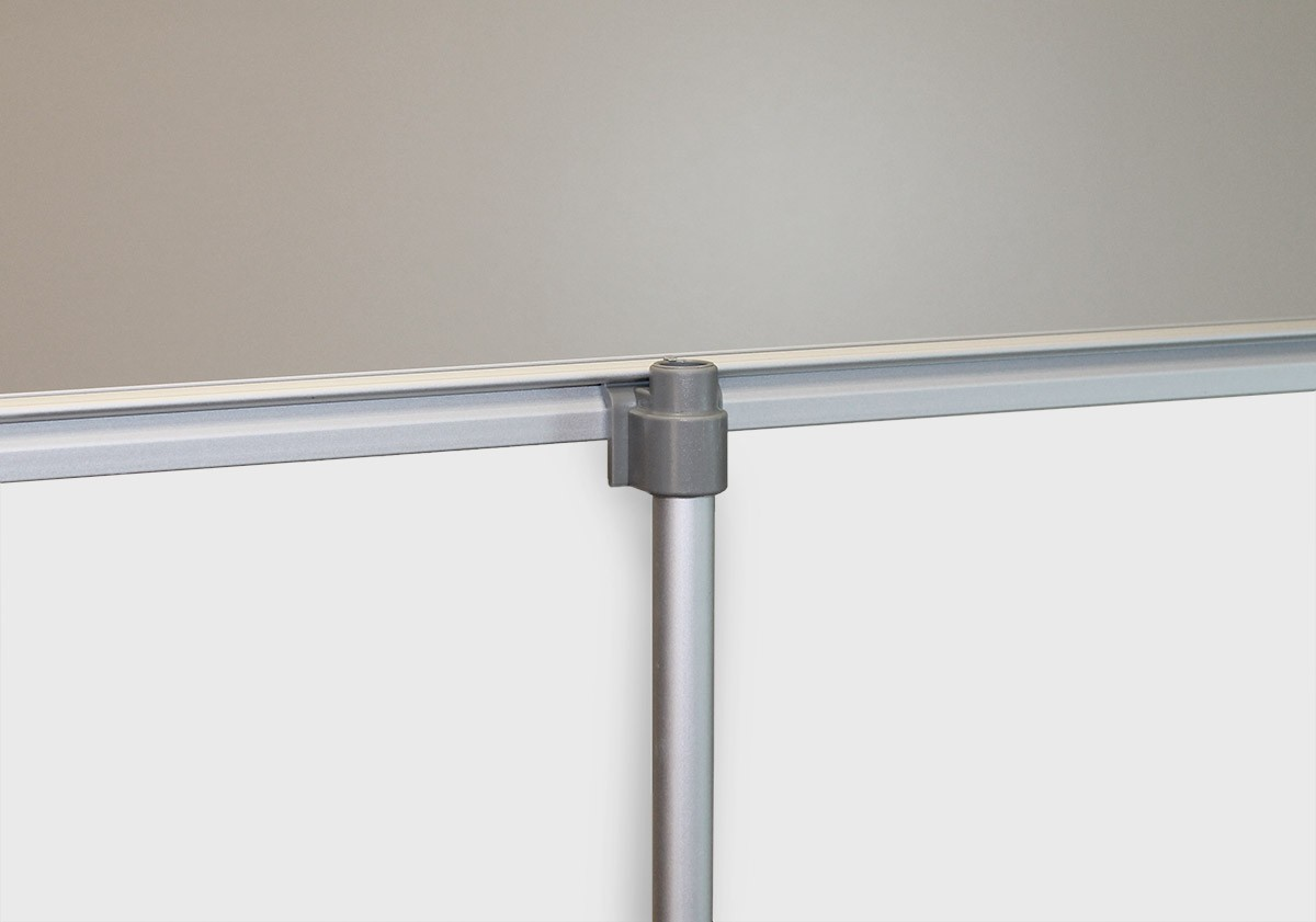 Sterling roll up banner stand top rail