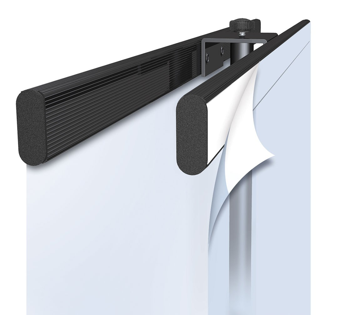 Portable Graphic Stand 24 Double