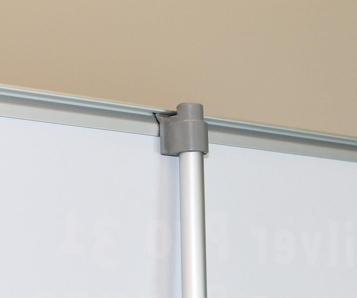 QuickSilver Pro 24 retractable banner stand