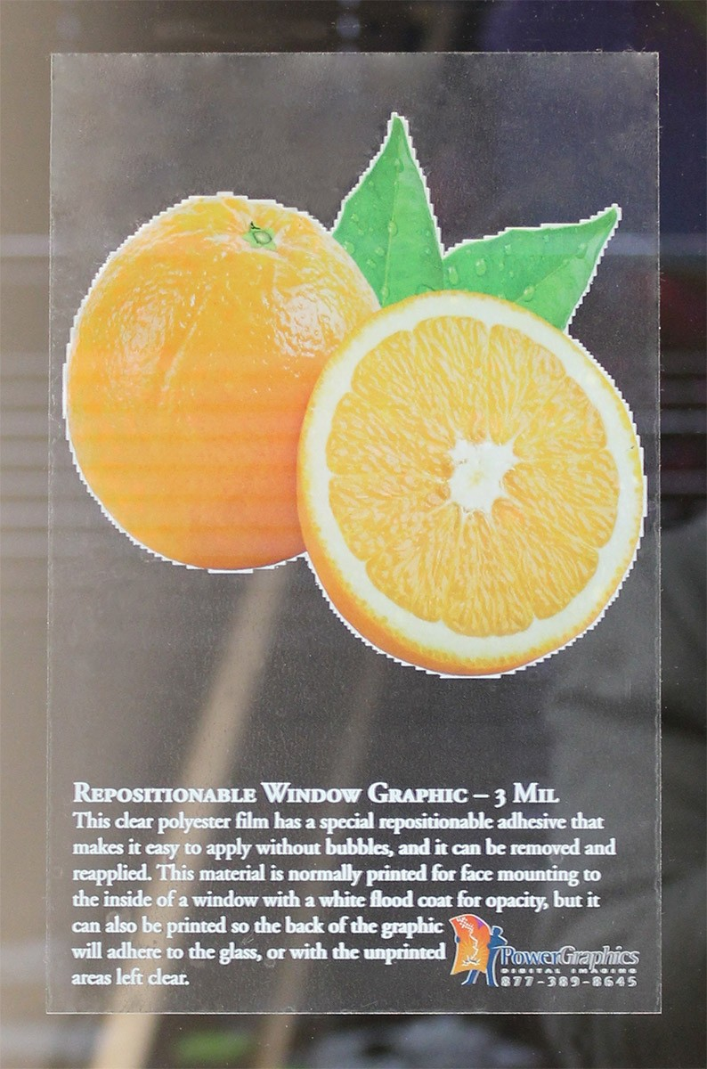 Repositionable Window Graphics