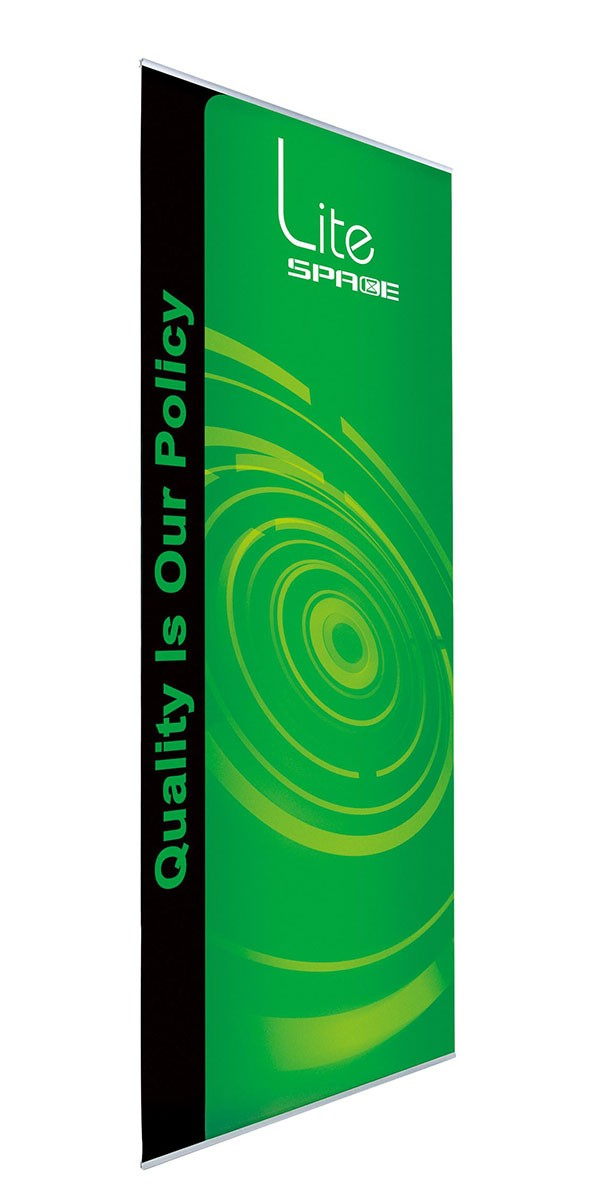 Space Lite 33 Portable Banner Stand