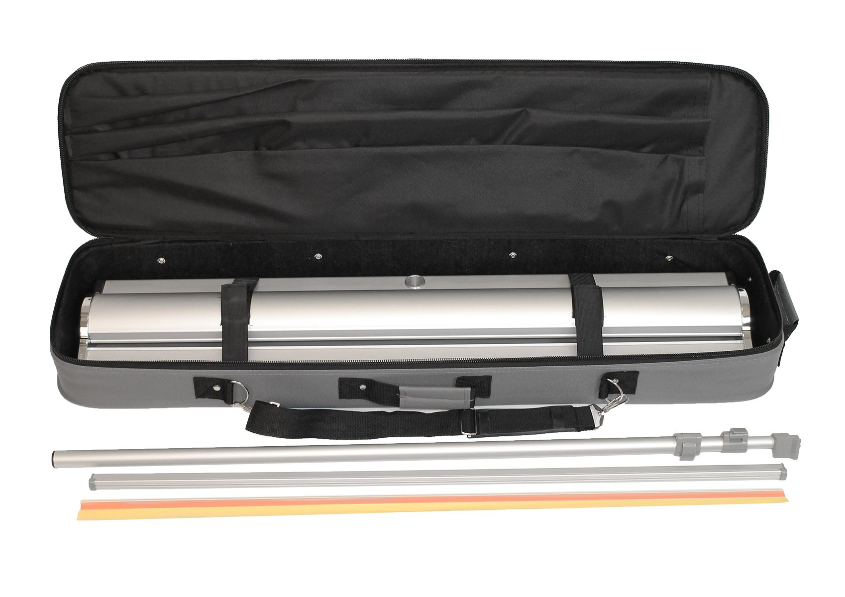 Sterling roll up banner stand in travel bag