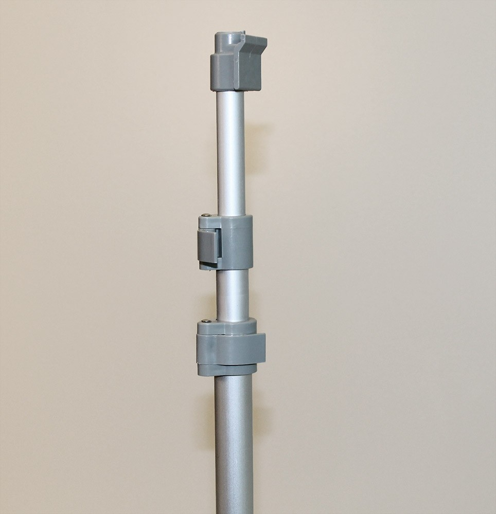 Sterling retractable banner stand support pole