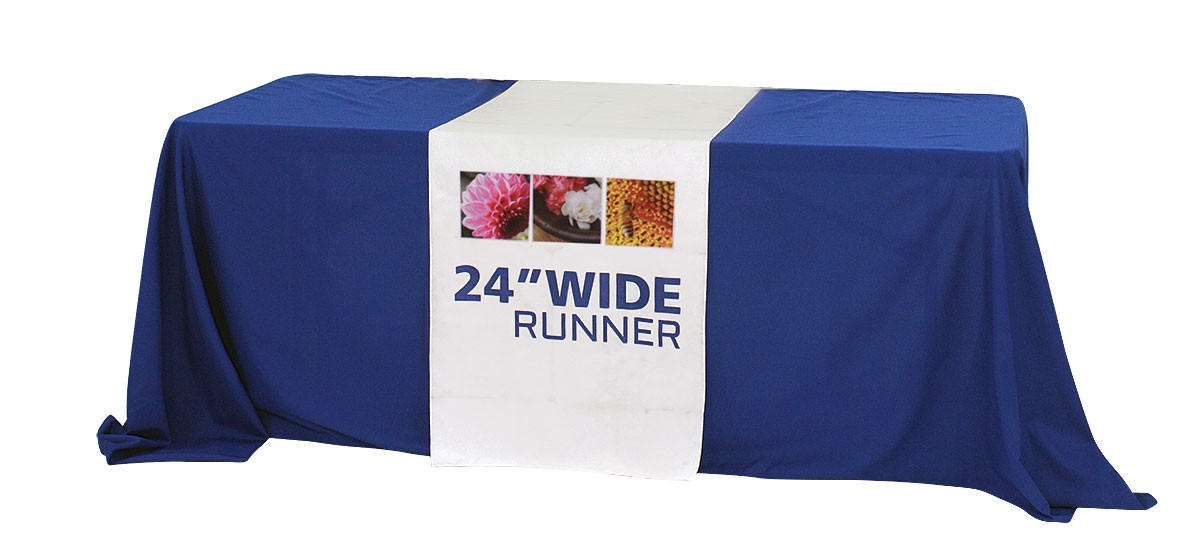 24 Inch Wide Table Runner Power Graphics Com