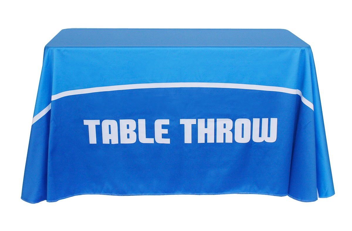 Table cover for 4 foot table power for Table th row