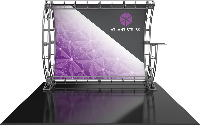 Atlantis 10x10 Orbital Express Truss Kit