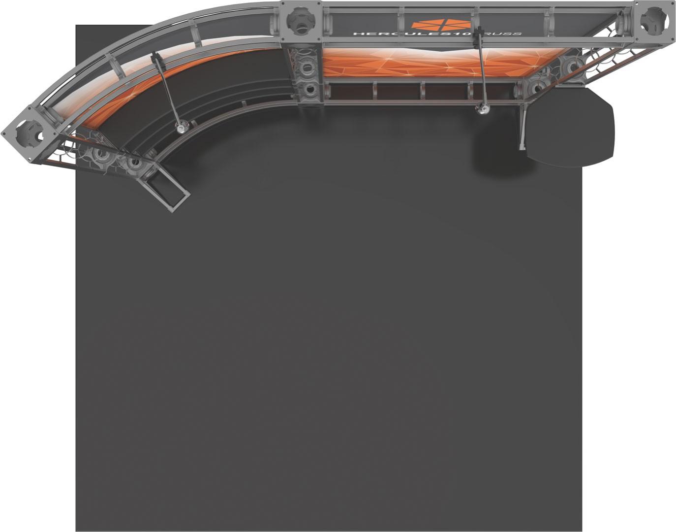 Hercules 10x10 Orbital Express Truss Kit 10