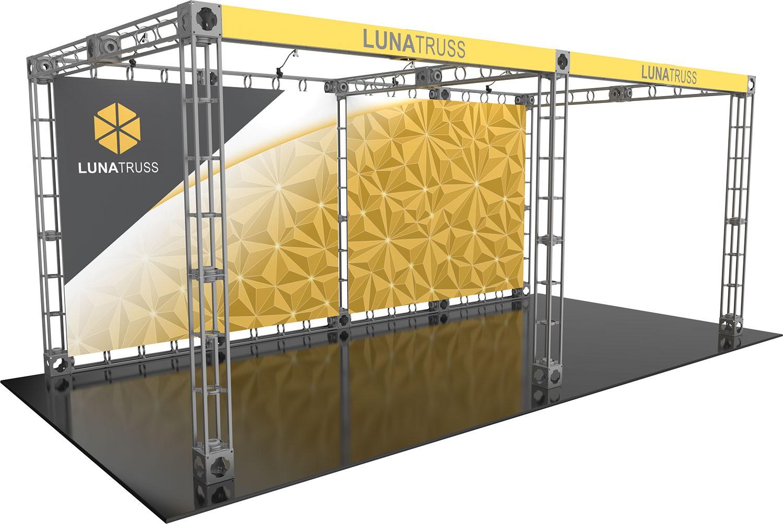 Luna 20 10x20 Orbital Express Truss Kit
