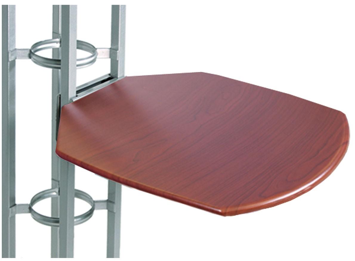 Orbital Truss Standard Tabletop in Mahogany