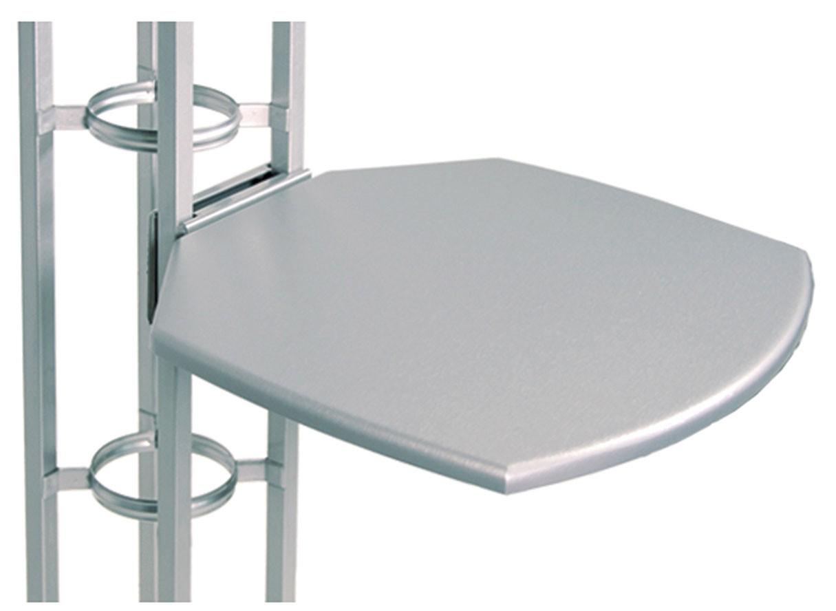 Orbital Truss Standard Tabletop in Silver
