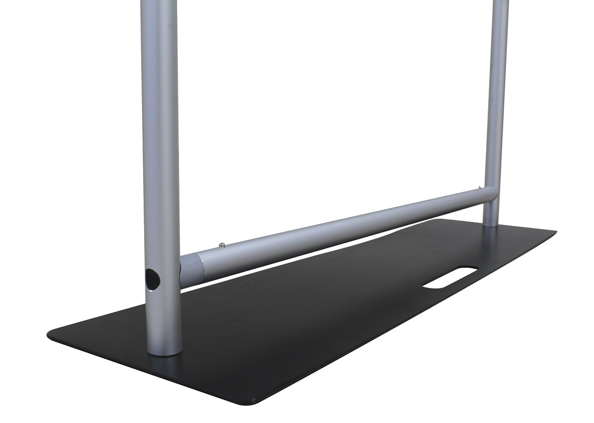 Tube Frame Banner 24 Tension Fabric Display