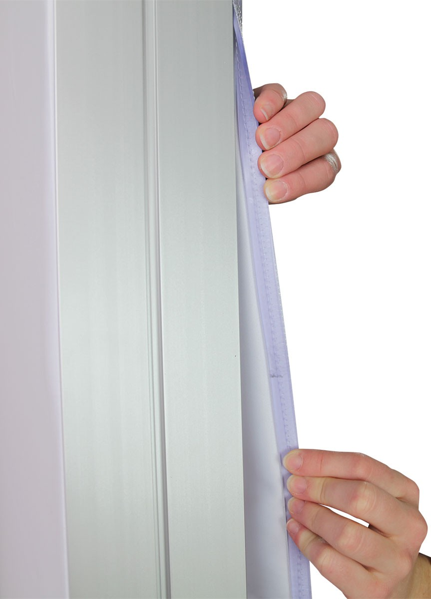 Vector Frame Exhibit Kit 3 Tension Fabric Display