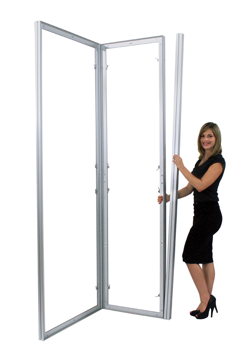 Vector Frame Exhibit Kit 4a Tension Fabric Display