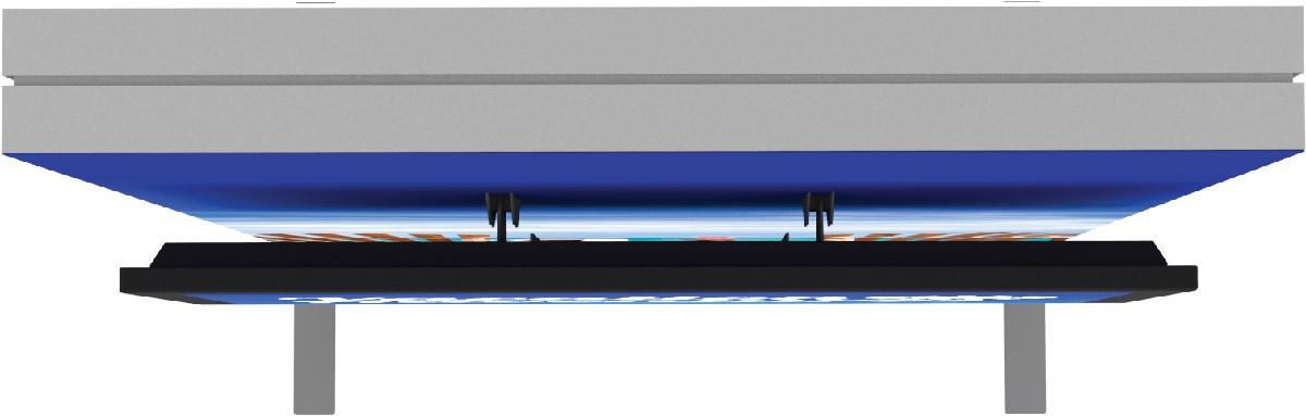 Vector Frame Monitor Kiosk 1