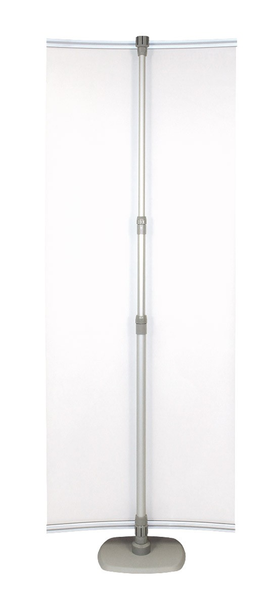 Versaflex Curve 36 Portable Banner Stand