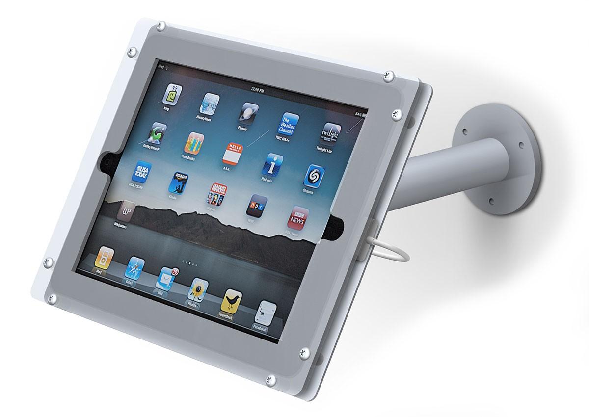 Wall Mount iPad Stand